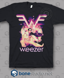 Weezer New Elvis Band T shirt
