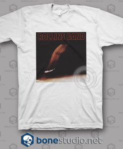 Weight Rollins Band T Shirt