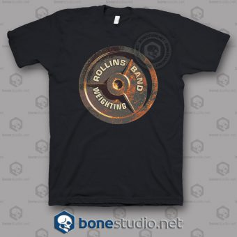Weighting Rollins Band T Shirt