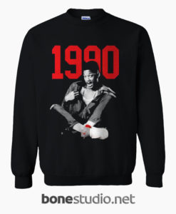 Will Smith Air Jordan 1990 Sweatshirt