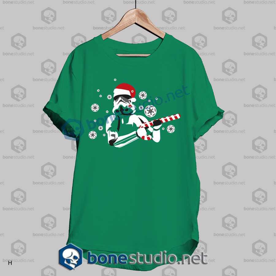 Funny Galactic Empire Christmas T Shirt