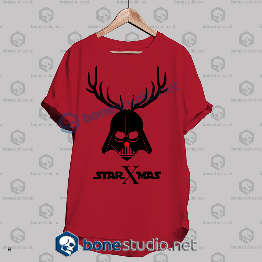 Funny Star Wars Xmas Christmas T Shirt