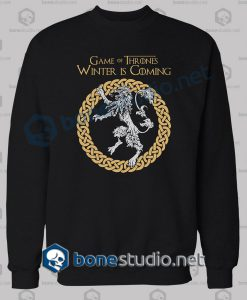 Game Of Thrones Circle Sweatshirt