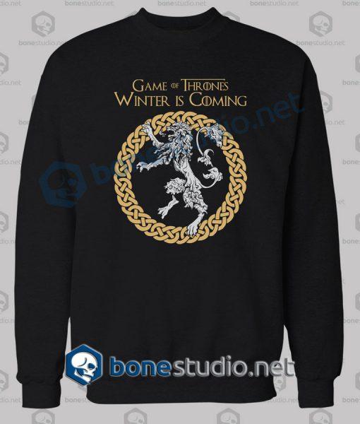 Game Of Thrones Circle Sweatshirt