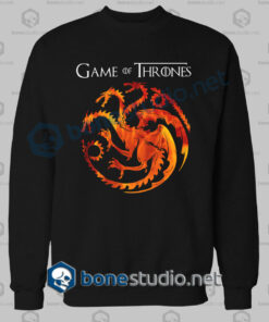 Game Of Thrones Dragon Sweatshirt