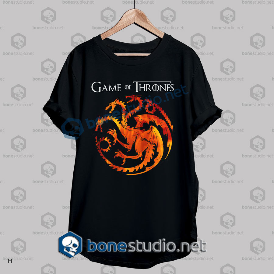 Game Of Thrones Dragon T Shirt