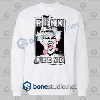 Naughty Floyd P!nk Sweatshirt