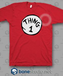 thing 1 t shirt