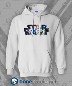 Star Wars Logo Cover Hoodies