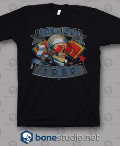 1989 Bon Jovi Band T Shirt