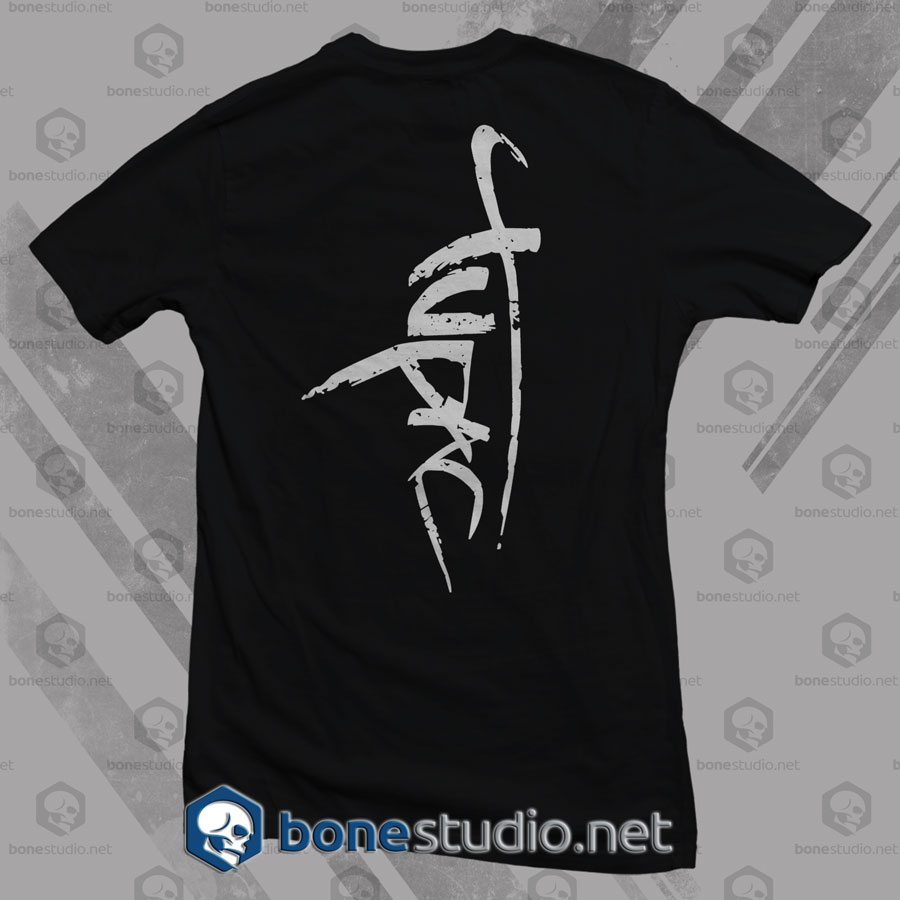 Tupac No Mercy T Shirt