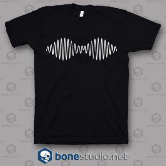 Am Arctic Monkeys Band T Shirt