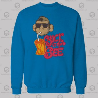 Art Suck It And See Arctic Monkeys Sweatshirt