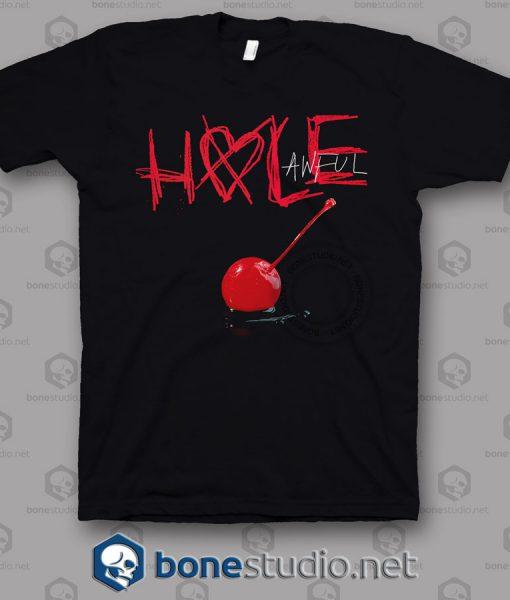 Awful Hole Band T Shirt