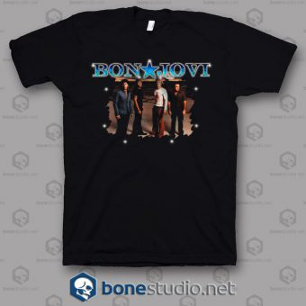 Bon Jovi Band T Shirt