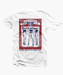 Buttwiser Lana Del Rey Ride T Shirt