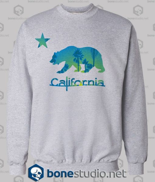 California Beach Sweatshirt