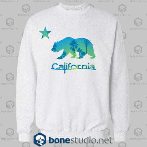 California Beach Sweatshirt