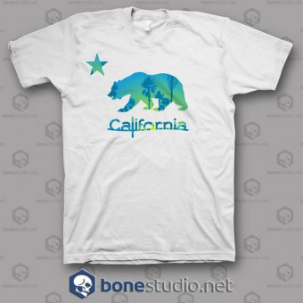 California Beach T Shirt