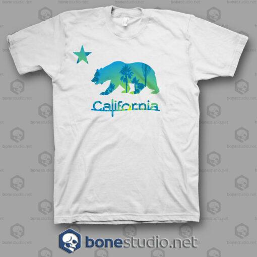 California Beach T Shirt