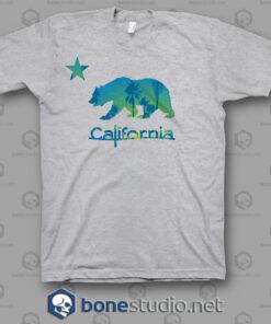 California Beach T Shirt sg