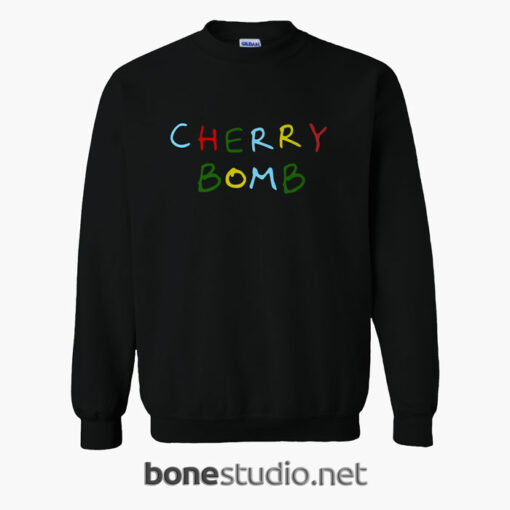 Cherry Bomb Sweatshirt