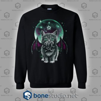 Cosmic Purrrcaft Sweatshirt