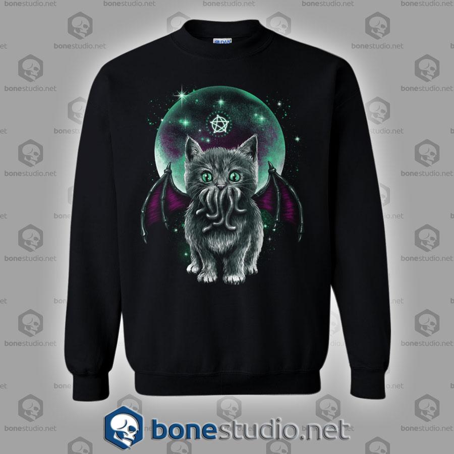 Cosmic Purrrcaft Sweatshirt