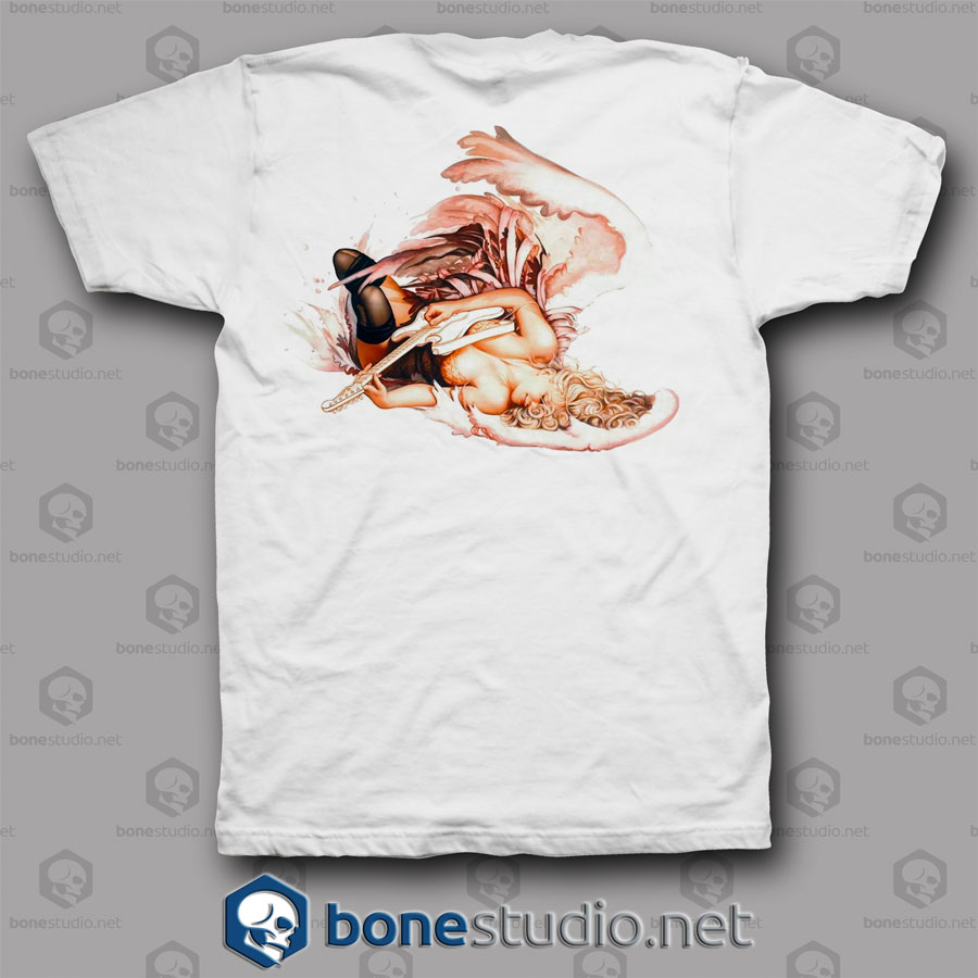 Courtney Love American Sweetheart Hole Band T Shirt