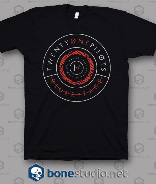 Crcl Twenty One Pilots Band T Shirt