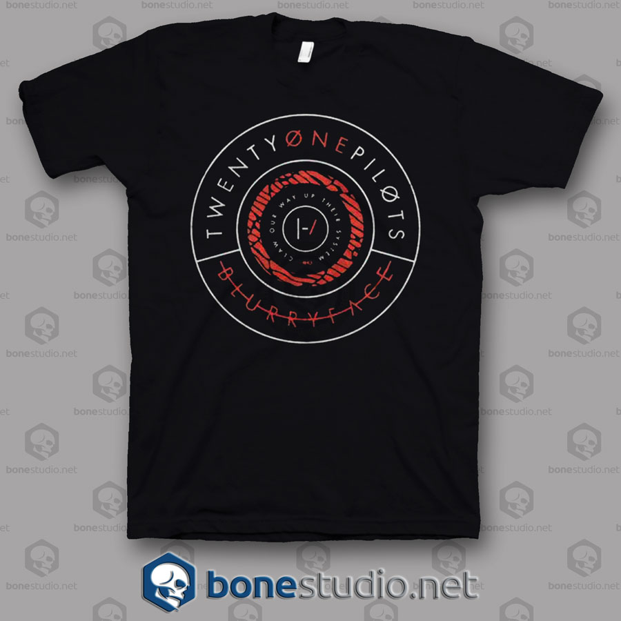 Crcl Twenty One Pilots Band T Shirt