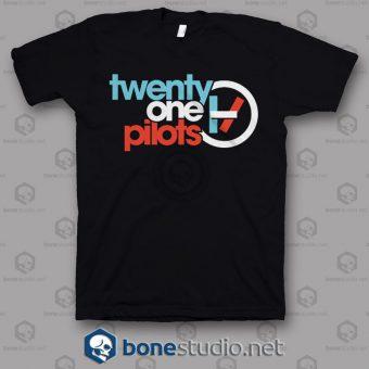 Cvr Logo Twenty One Pilots Band T Shirt
