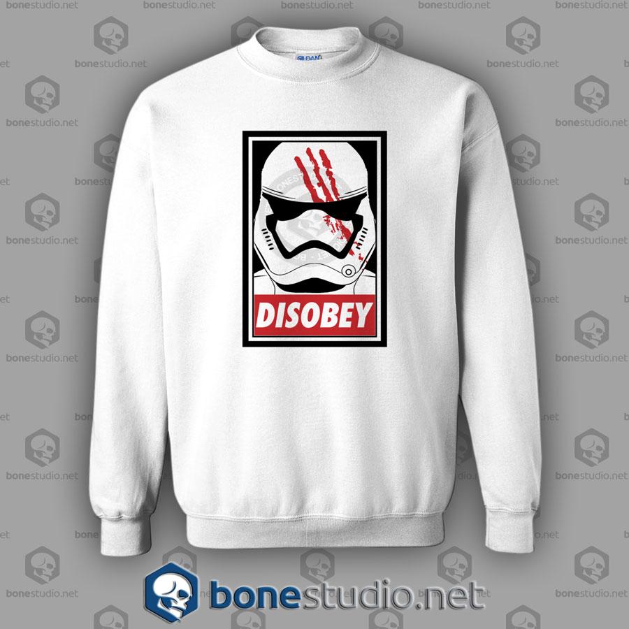 Disobey Sweatshirt