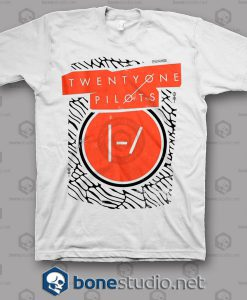 Doubt Twenty One Pilots Band T Shirt