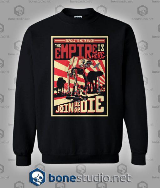 Empire Propaganda Star Wars Sweatshirt