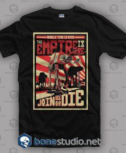 Empire Propaganda Star Wars T Shirt