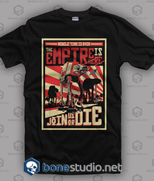 Empire Propaganda Star Wars T Shirt