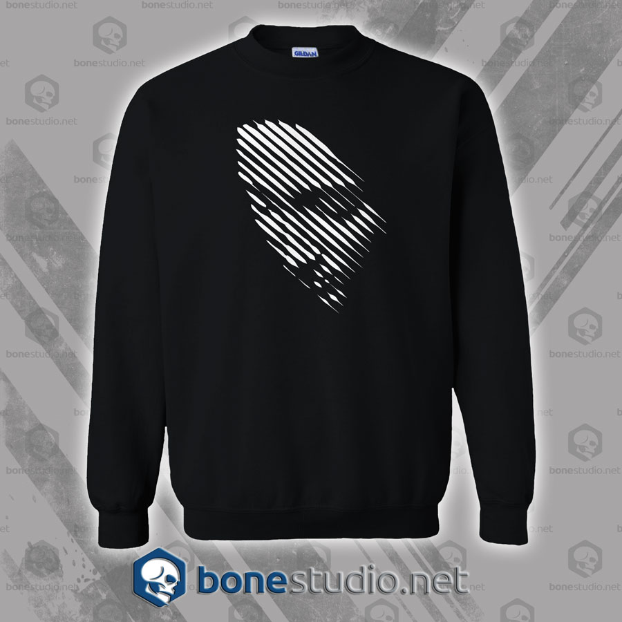 Face Lines Sweatshirt
