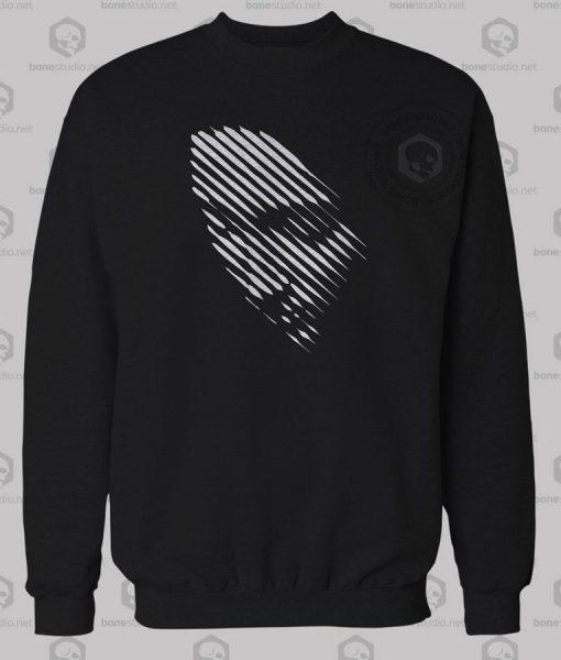 Face Lines Sweatshirt