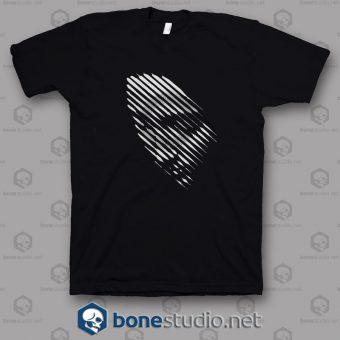 Face Lines T Shirt