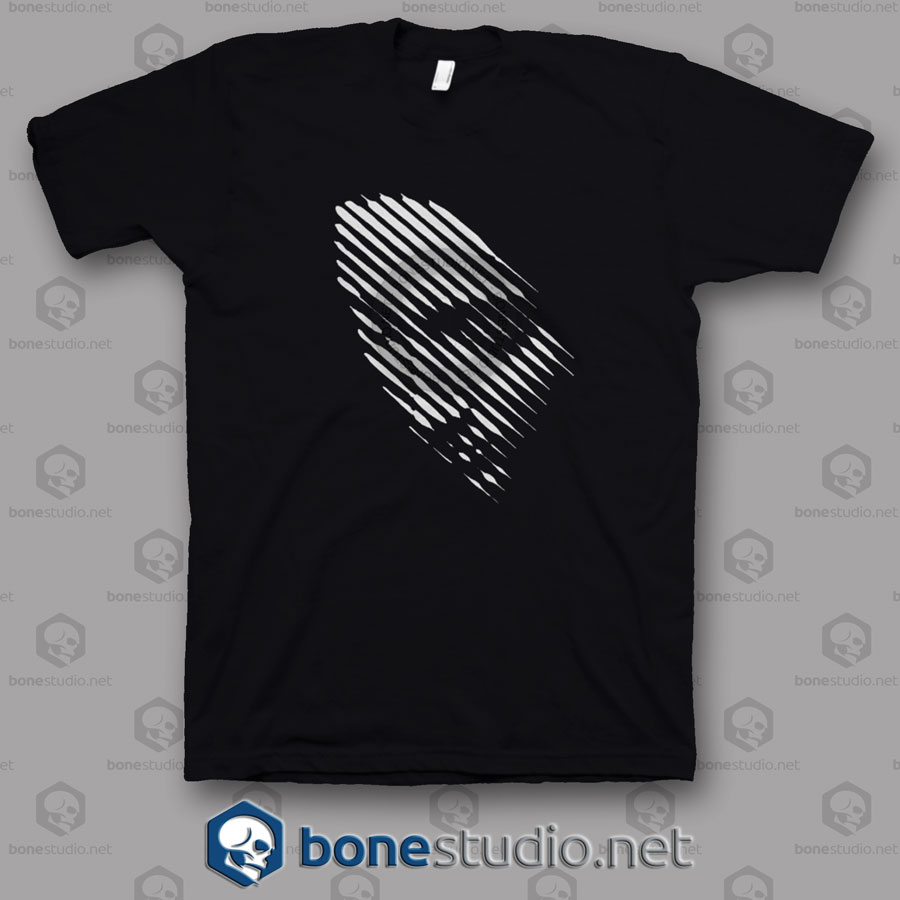 Face Lines T Shirt