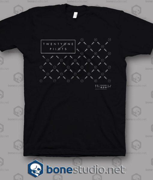 Fancy Twenty One Pilots Band T Shirt