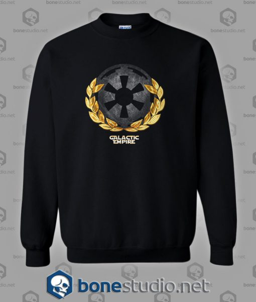 Galactic Empire Logo Sweatshirt