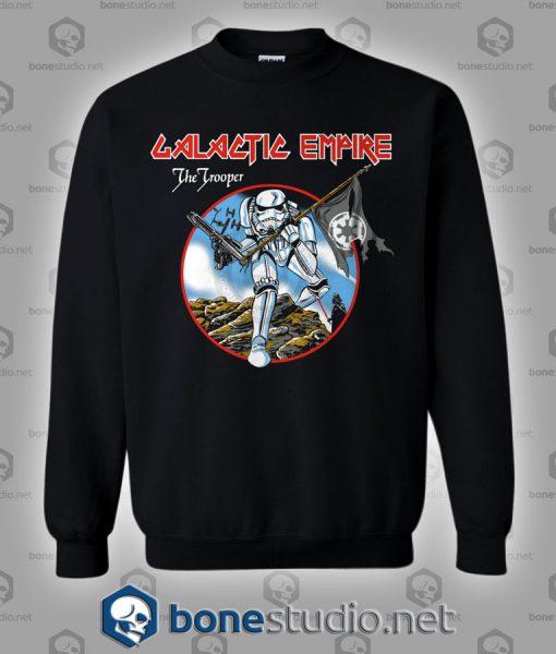 Galactic Empire The Trooper Star Wars Sweatshirt
