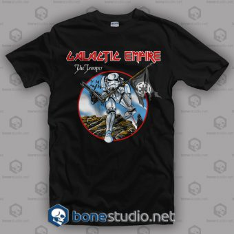 Galactic Empire The Trooper Star Wars T Shirt