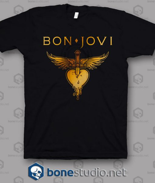 Greatest Hits Bon Jovi Band T Shirt