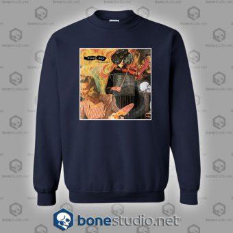 Insomniac Green Day Band Sweatshirt