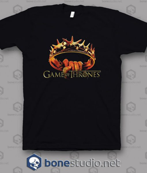 Kings Game Of Thrones T Shirt