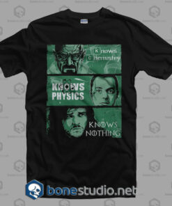 Knowledge Rules Game Of Thrones T Shirt
