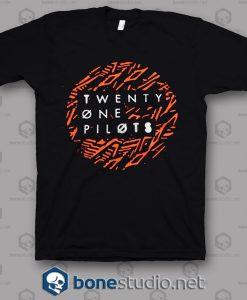 Lane Dot Twenty One Pilots Band T Shirt